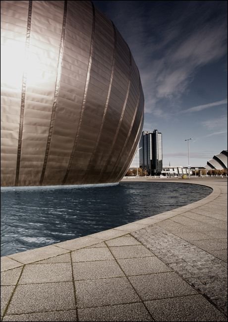 1. Glasgow Science Centre